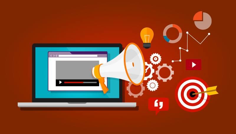 کانتنت مارکتینگ , محتوای ویدئویی,بازاریابی ایمیلی