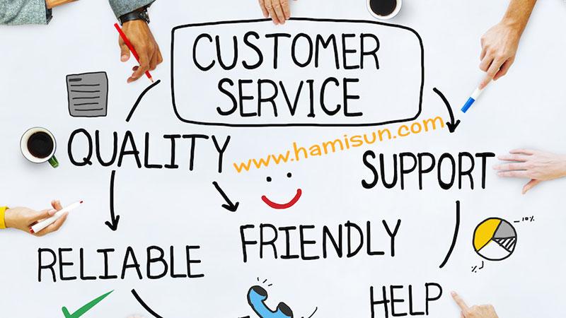 تعامل با مشتریان,تیم بازاریابی محتوا و فروش محتوا